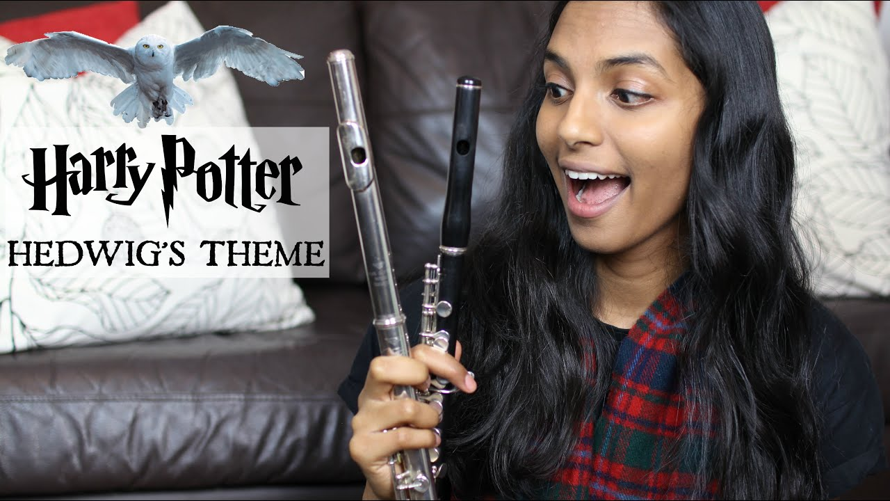 Hedwigs Theme - Harry Potter Piccolo/Flute Cover - YouTube