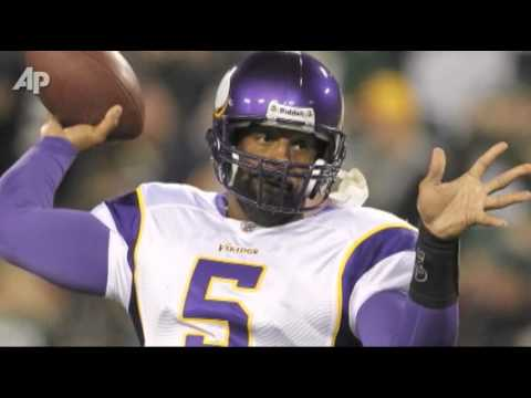 Vikings Let McNabb Go