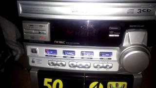 Philips Magnavox stereo model FW 386C