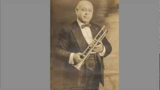 Santa Claus Workshop 1910  Vincent C. Buono on Cornet