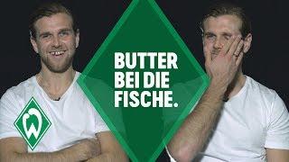 Niclas Füllkrug - Butter bei die Fische | SV Werder Bremen