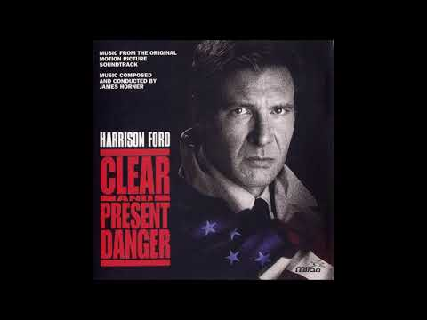 01 - Main Title - James Horner - A Clear And Present Danger mp3