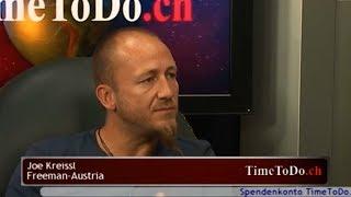TimeToDo.ch vom 20.09.2013, Freeman-Austria, Ich bin Mensch!