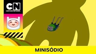 Você viu a bagunça dos bolinhos? | Hora de Aventura | Minisódio | Cartoon Network