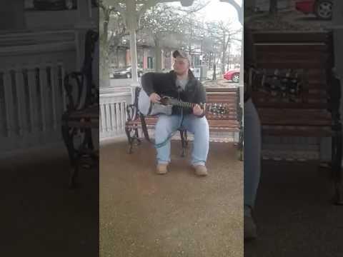 Chandler Roberts Singing Justin Moore Grandpa