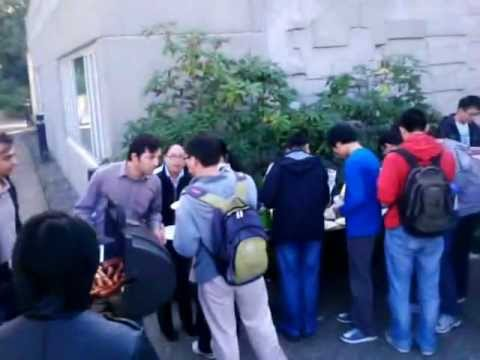 Free burgers for computer science grad students of SFU (part 2)