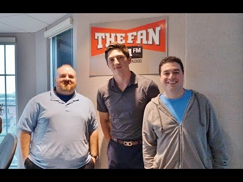 Zach Werenski Joins Common Man & T-Bone 6-14-17