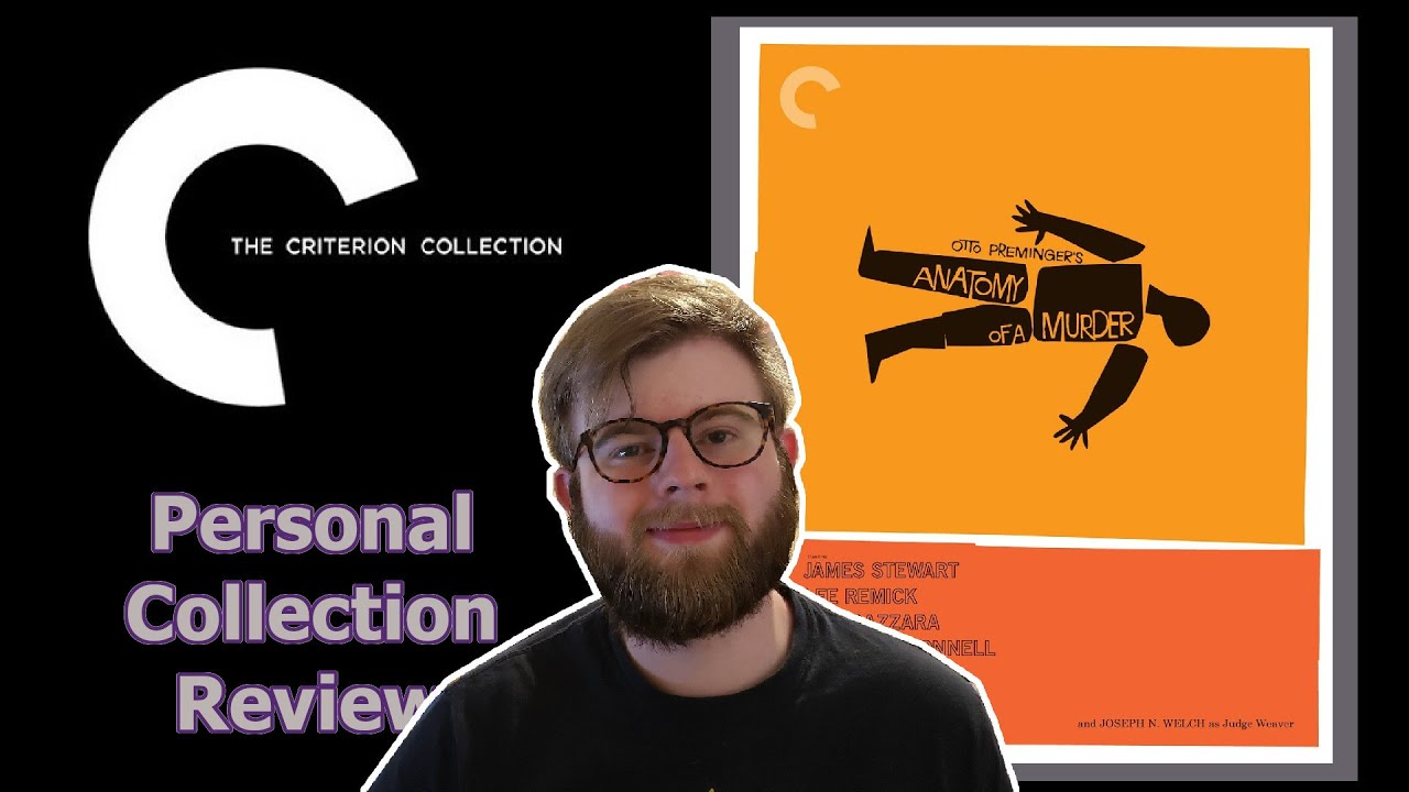 Download Anatomy of a Murder   Criterion Collection Review