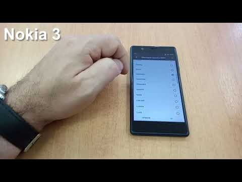 Nokia 3 (HMD)  Incoming Call And Original Ringtones Preset