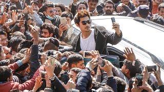 दर्शक माझ पुगे अनमोल, हलमा थामीनसक्नु भिड   Hall Report   Anmol KC   KRI Nepali Movie