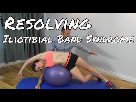 Resolving Iliotibial Band Syndrome - ITBS