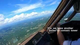 Captain landing at Atlanta,Har…