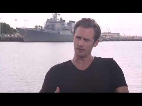 Download Battleship Junket Interview Alexander Skarsgard
