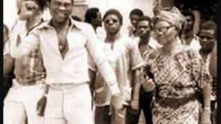 igbe fela kuti 1973