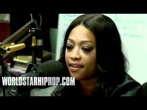 Trina Talking Sexually On The Breakfast Club