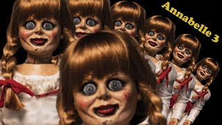Annabelle 3 - PODCAST SPOILEROWY #2