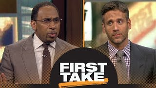 Stephen A. and Max agree on Khalil Mack: Raiders should pay him | First Take | ESPN