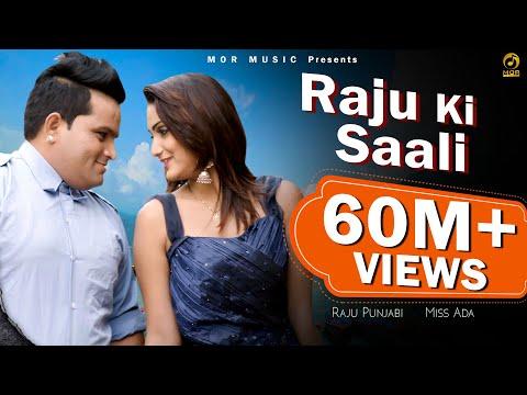 Raju Ki Saali || Raju Punjabi & Miss Ada || New Haryanvi D J Song 2019 || Mor Music