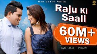 raju-ki-saali-raju-punjabi-amp-miss-ada-new-haryanvi-d-j-song-2019-mor-music