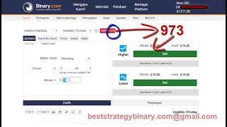 GREEEAAATT... Profit $20000, secret trading strategy binary rises falls, trading binary.com