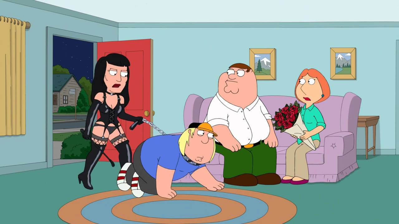 Finally family guy is going to reveal whether stewie is gayis that weird