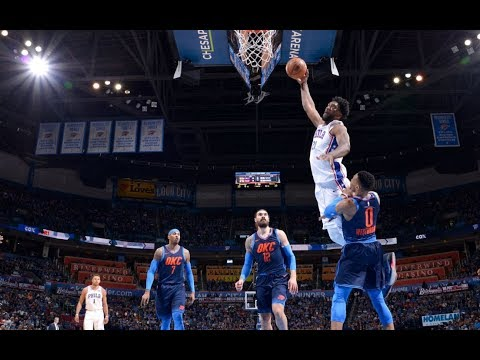 Joel Embiid, Russell Westbrook, and the Best Plays From Sunday | January 28, 2018