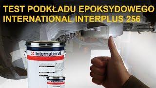 Test podkładu epoksydowego INTERNATIONAL INTERPLUS 256
