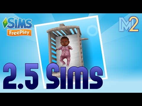 Sims FreePlay - Two and a Half Sims Baby Quest (Let s Play Ep 5) from YouTube · Duration:  13 minutes 42 seconds