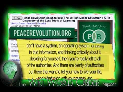 Wiki World Order Episode #6 - Critical Thinking To Interpret SPINformation (Part 1 of 2)
