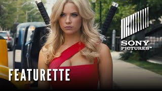 PIXELS Featurette - Meet Lady Lisa (played by Ashley Benson)