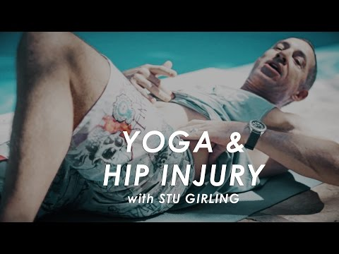 Yoga and Hip Injury/Pain/Psoas Muscle Stretch