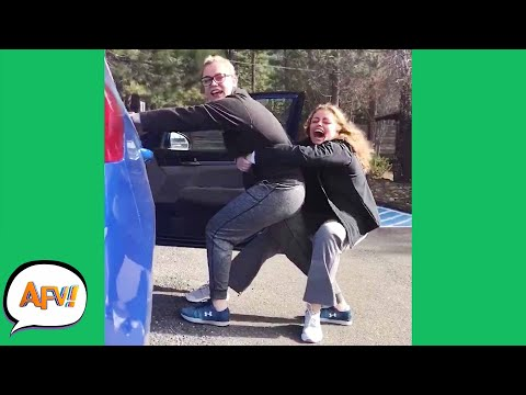 Watching Your Friends FIGHT Over the FAIL! 😂   Funny Fails   AFV 2021