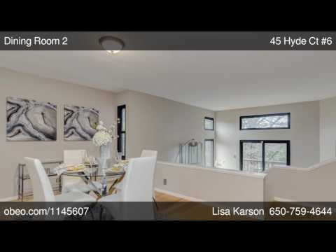 45 Hyde Ct 6 Daly City CA 94015 - Lisa Karson - McGuire Real Estate Burlingame