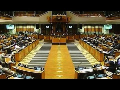 Collins Chabane tributes in Parliament: 17 March 2015