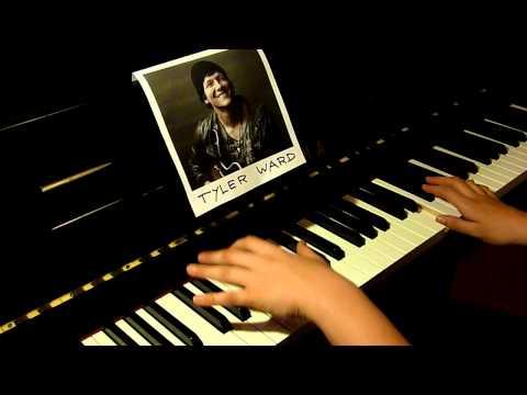 Falling - Tyler Ward feat. Alex G - piano cover
