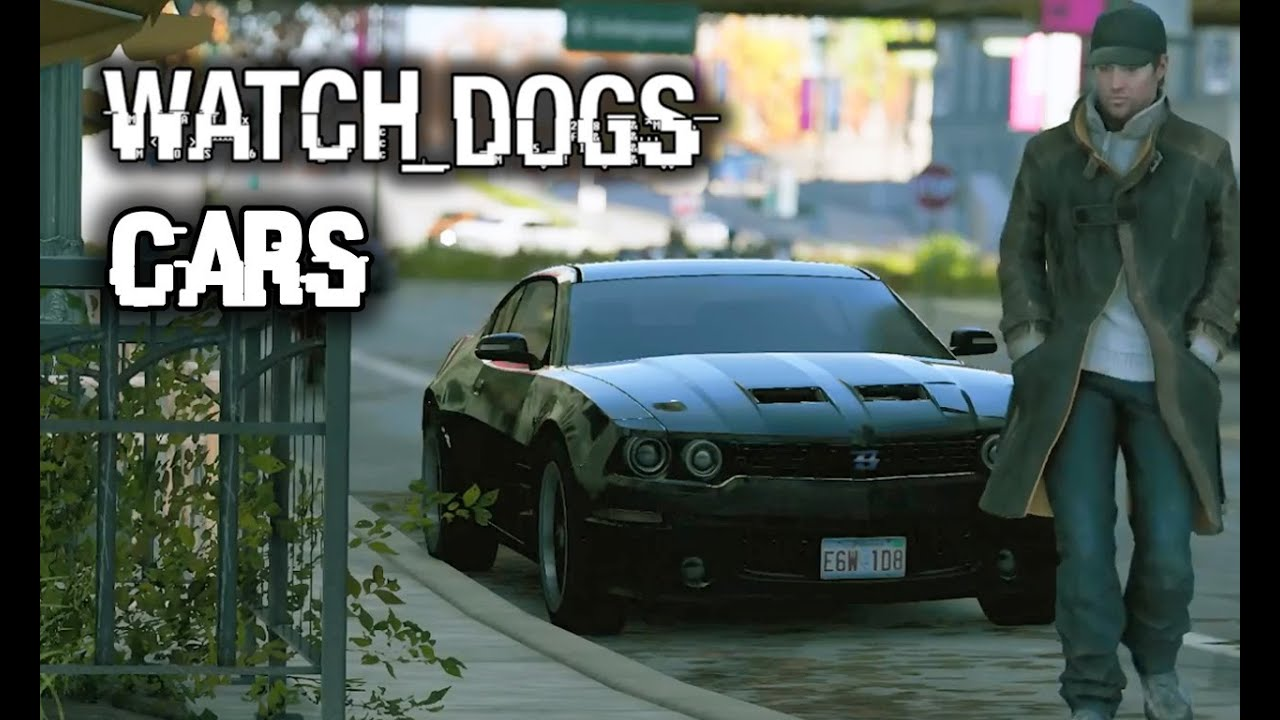 Watch Dogs All Cars & Gameplay! Car List Including Bikes and ...