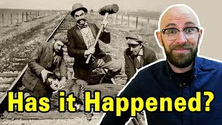 has-anyone-ever-actually-tied-a-damsel-in-distress-to-a-railroad-track