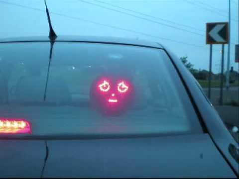 Emoticons no trânsito