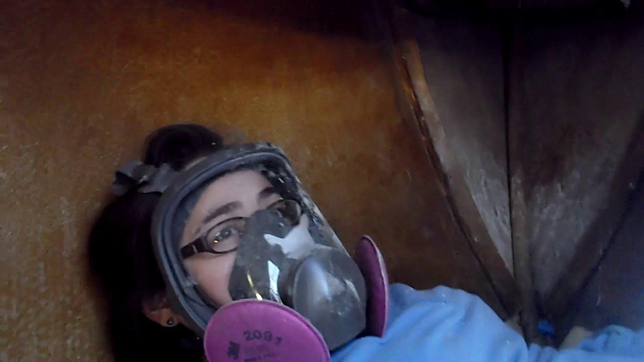 Iu0027m On A Boat - Interior Paint Preparation & Iu0027m On A Boat - Interior Paint Preparation - YouTube