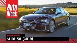 Audi S6 (2019) - AutoWeek review