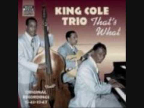 """Orange Colored Sky"" Nat King Cole"
