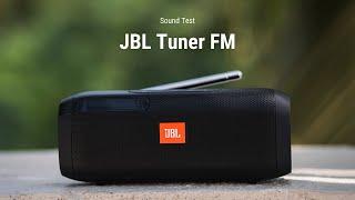 JBL Tuner Bluetooth Speaker Sound Test