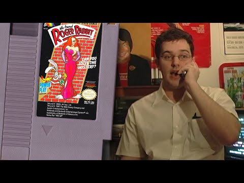 Who Framed Roger Rabbit  Angry Video Game Nerd  Episode 4