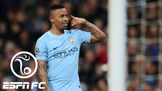 Gabriel Jesus 'is going to be the future for Manchester City' | ESPN FC