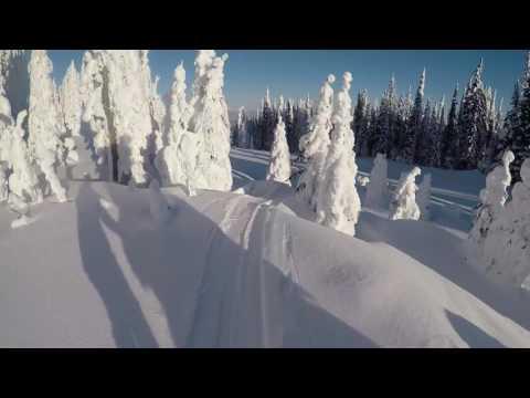 Sneaky morning ski Sun Peaks