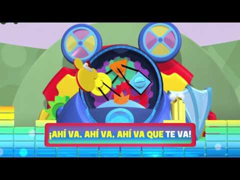 Disney junior espa a disney junior music party la - La mickey danza ...
