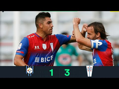 Huachipato U. Catolica Goals And Highlights
