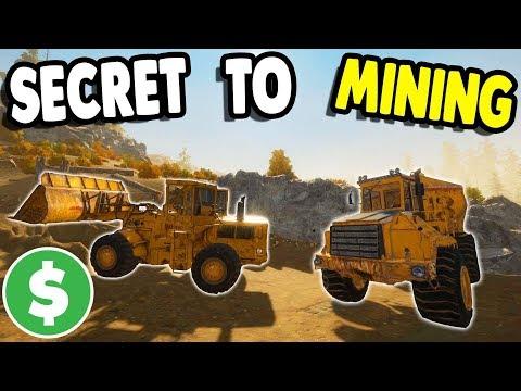 Biggest GOLD MINING SECRETS Unlocked | Gold Rush Gameplay