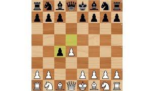 Дебютные ловушки в шахматах. Принятый ферзевый гамбит
