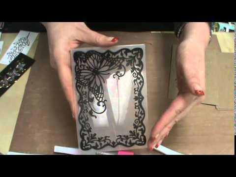 #97 NEW Wink of Luna Pens by Zig, HOTP Dies & Embossing Folders by Scrapbooking Made Simple